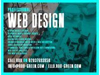 ✅ FREELANCE WEB DESIGNER | LOGO DESIGNER | FAST WEB HOSTING | CALL: 02037693950