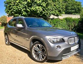 BMW X! 23d SE Automatic: 204BHP Twin Turbo Diesel AWD Performance SUV