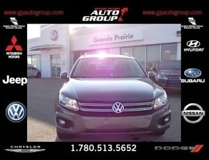 2016 Volkswagen Tiguan GRACEFUL|COMPACT|PERFORMANCE