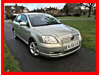Toyota Avensis 2.2 D-4D T4 5dr --- Diesel --- Manual --- Part Exchange Welcome --- Drives Good