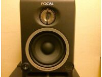 Focal CMS40 Professional Active Studio Monitors,VGC