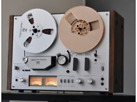 Vintage 1970s Akai GX4000D Reel to Reel Tape Recorder – Excellent Condition + Full Working Order!