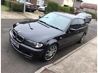BMW 330D MSport Auto FSH 87k mileage