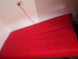 COMFY SOFA BED 2 IN 1 SPACE SAVING NICE AND STRONG,COLLECTION LEYTON E10 5QN