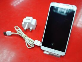 Samsung Galaxy Note 3 White 32GB Unlocked £230