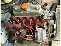 Brand new 1295/1300cc Metro GT engine, fits classic mini