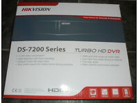 16 Channels HIKVISION DS-7200 Series Turbo HD DVR (NEW)