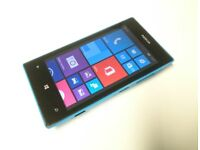 Nokia Lumia 520 Windows Phone in blue *Unlocked