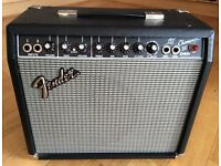 Fender Champion 30 DSP Guitar Amp - Effects, Headphone Jack, Footswitch, Manual