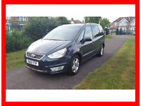 2012 Ford Galaxy 2.0 TDCi Zetec 5dr --- Diesel --- Manual --- Part Exchange Welcome --- Drives Good