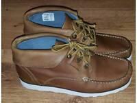 Nicholas deakins Men's leather boots size 7