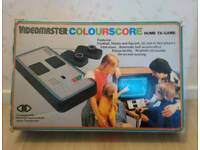 Videomaster colorscore. Excellent condition.