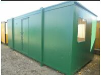 Portakabin Portable Cabin Portable Office Site Office Welfare Unit Shipping Container