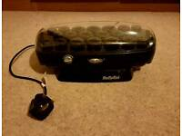 Babyliss ceramic heated rollers