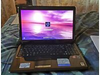 ASUS LAPTOP X5DABSERIES IN EXCELLENT CONDITION - 120GB-SSD - 3GB MEMORY