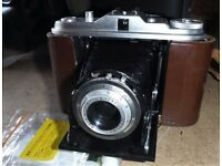Agfa Isolette 127 film camera Vintage circa 1950