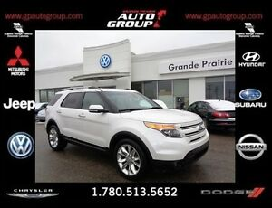 2013 Ford Explorer LIMITED|DVD|LEATHER SEATS
