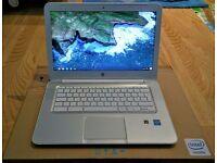 HP Chromebook 14 (WHITE)