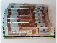 64GB for Mac Pro 2008 / 8x8GB / fully buffered RAM for workstations and servers precision T7400