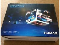 HUMAX YouView Free View Box - DTR-T1000 500GB