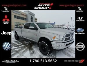 2012 Ram 3500 LARAMIE|BUILT WITH POWER