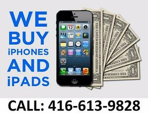 CASH FOR IPHONES ----- IPHONE 6 / 6 PLUS -----  6S / 6S PLUS -----  We come Directly To You!