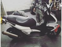 Gilera Runner st 50/200 new shape 2009 model