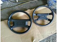 Audi quattro ur steering wheels