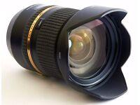 Tamron 24-70 2.8 VC Canon