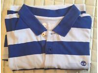 3 Mens Timberland Polo Shirts BNWT XXL