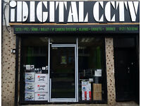 idigital cctv cctv cameras systems with warranty fitting and suppled