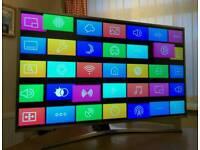 49in Samsung 4K HDR Ultra HD Smart LED TV Wi-Fi Freeview HD & FreeSat HD Warranty