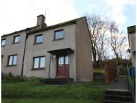 2 bedroom house for rent Dingwall