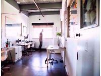Affordable Start-up office studios with 24/7 access and Natural Light in creative community