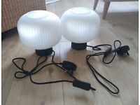 Pair of Nordlux Milford table lamps
