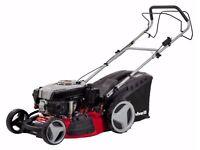 """Einhell 173cc 20"""" Petrol Key-Start Self-Drive 4-in-1 Lawn Mower (Lawnmower) + WARRANTY! RRP £400!"""
