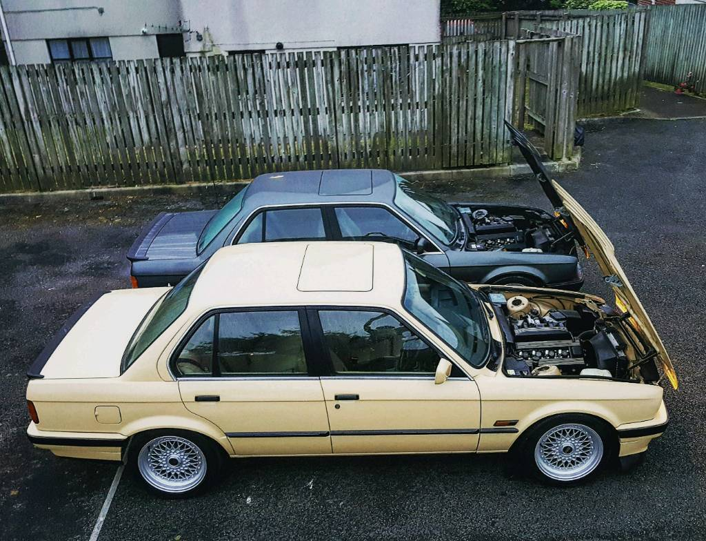 bmw e30 318i with 318is m42 engine price drop offers. Black Bedroom Furniture Sets. Home Design Ideas