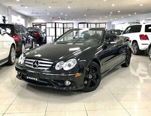 2009 Mercedes-Benz CLK-Class 1 OWNER|AMG EDITION|NO ACCIDNET|NAV