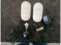 Motorola baby sound monitor