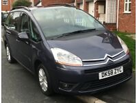 Citroen C4 Grand Picasso 2.0 HDi 2008 Fully Automatic 7 Seater Full Service History Low Mileage