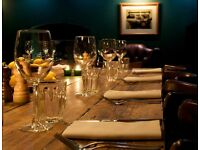 head waiting staff and shift leader position. waitress . Casa Malevo looking for Waiting staff