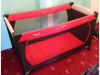 Hauck Dream and Play Travel Cot