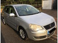 VW Polo 1.4SE auto 05 mileage only 73k FSH