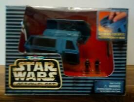 1996 Micro Machines Star Wars Action Fleet Tie Bomber