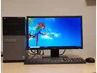 Dell Optiplex 7020 MT PC   Quad i7 4th Gen-4790 3.60GHz   8GB RAM   50