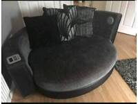 Dfs sofa cuddle chair Bluetooth free delivery