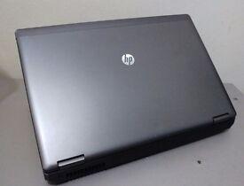 HP PROBOOK 6360b**2ND GEN CORE i5**8GB RAM**320GB HDD webcam+dvd Good condition
