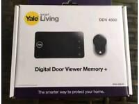 YALE DIGITAL DOOR VIEWER BRAND NEW WAS £120 TODAY £49