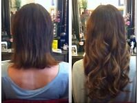 HAIR EXTENSION £155 HURRY TO BOOK FOR CHRISTMAS- COME TO ME OR I COME TO YOU