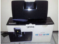 GEAR 4 DOCKING STATION FOR IPONE OR IPOD - USED IN EXCELLENT CONDTION IN ORIGINAL BOX